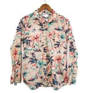Gap Women's Boyfriend Fit Shirt Size XS